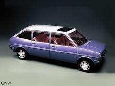 1975 Ford Fiesta Statesman Ghia