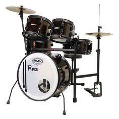 Bateria Instrumento Musical Rmv O Menor Preço É Aqui - R$ 1.150,00
