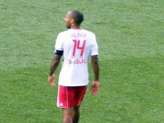 Thierry Henry Wins Week 28 MLS Player of the Week Award (photo credit: Ted Kerwin / Flickr)