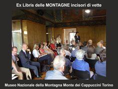 i Sala degli Stemmi ExLibris CAI Torino Ex Libris
