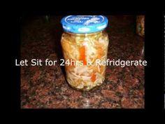 Pikliz- Haitian How To Recipe