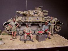 Image result for 1 35 afrika korps diorama