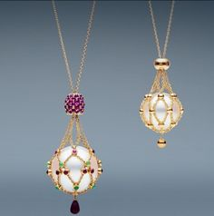 Paspaley Pearls, the lavalier