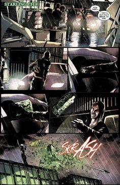 Arrow : Episode 19