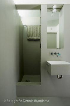 mooi voor een kleine badkamer