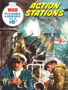 As this year sees the fiftieth anniversary of Commando comics, I thought it might be instructive and hopefully fun to take a brief detour a...