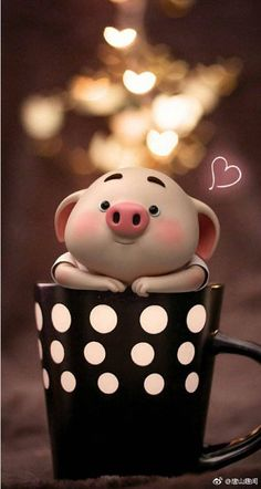 Pig Wallpaper, Cellphone Wallpaper, This Little Piggy, Little Pigs, Cute Piglets, Pig Illustration, Funny Pigs, Pig Art, Mini Pigs