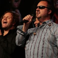 David Phelps  The Gaithers  What a Tenor!!