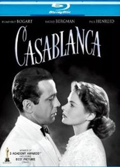 8 Best All Time Classic Movies: Casablanca, Gone with the Wind, Citizen Kane, Vertigo, Some Like It Hot, It's a Wonderful Life, Modern Times, Breakfast at Tiffany's