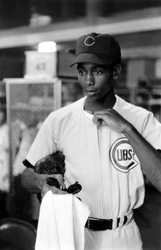 God bless you, Ernie Banks.