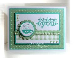 Jul 26, 2013 Playing with Colors, Kind and Cozy, Stampin' Up:  Kind and Cozy,   Coastal Cabana, Pistachio Pudding