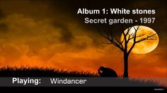 Gorgeous music! So calm and relaxing. [HD] Secret garden: White stones (1997) - HD sound