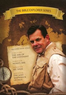 The Bible Explorer Series - 4 DVD Boxed Set: Library and Educational Services