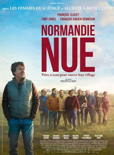 Normandy Nude For a film that is technically a French take on The Full Monty and Calendar Girls set in rural Normandy — Calvados Girls, anyone? — Normandie nue is surprisingly Grace tame. Streaming Tv Shows, Film Streaming Vf, Movie To Watch List, Movies To Watch Free, Movies Free, Movies 2019, Drama Movies, Drama Film, Hindi Movies