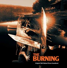 Rick Wakeman The Burning: Original 1981 Motion Picture Soundtrack Limited Edition Colored Vinyl LP Colored Copies Are Limited One Way Static Records is. 1980s Horror Movies, Horror Films, Horror Art, Rick Wakeman, Progressive Rock, Urban Legends, Album Releases, Music Albums, Lp Vinyl