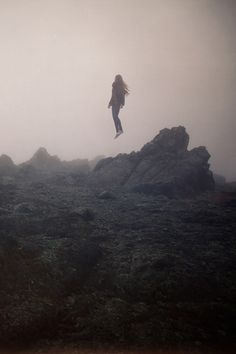 (Open RP) Higher. Higher. I looked down, and saw the school far beneath me. This was way higher than I'd ever gone before. It felt so right, so natural, like gravity's laws weren't meant for me. My heart was racing when I realized that I was in the clouds. I could barely even see the school anymore. I drifted through the cloud slowly, my clothes becoming slightly wet from the humidity. I rose a bit higher, up and out of the cloud, and scanned the horizon. (Lizzy) (Continued in comments)