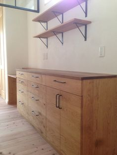 オーダー家具カップボード