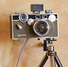Argus C3 Matchmatic Upcycled Camera Lamp by ExistingLight on Etsy, $229.00