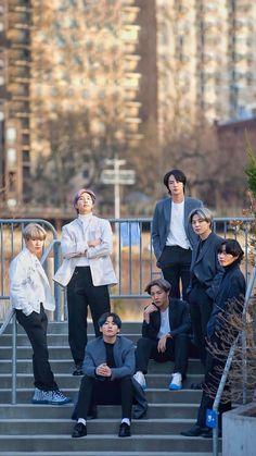 Que guapos Not known about BTS BTS , the most mentioned plus inquisitive group of Bts Jimin, Bts Taehyung, Bts Bangtan Boy, Bts Lockscreen, Foto Bts, Kpop, Bts Group Photos, Exo Group Photo, Bts Group Picture