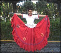 traje tipico de Quintana Roo, Chetumal - Buscar con Google