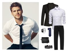 """""""Meeting ~Bo"""" by heydontswear ❤ liked on Polyvore featuring Calvin Klein Underwear, Dolce&Gabbana, Citizens of Humanity, Geox and Sterling & Pelle"""