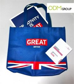 Promotional Non Woven Bag – Creativity is Great