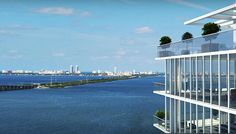 One Paraíso offers a private enclave of chic contemporary towers where breathtaking views across Biscayne Bay define a style of living. Miami Florida, South Florida, Luxury Condo, Condos For Sale, Condominium, New Construction, Marina Bay Sands, The Unit, Street