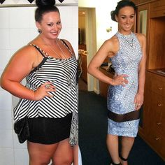 Kate Writer's Full Training & Diet Plan For How She Lost Over 50KGs In 1 Year!