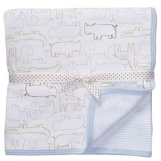 """Carter's Baby Boys """"Little Layette"""" 2 Ply Reversible « Clothing Impulse"""