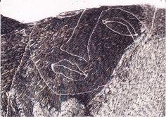 'Niagra' detail Alice Kettle