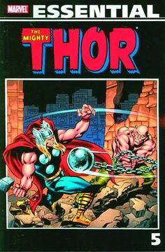 MARVEL COMICS (W) Gerry Conway, Len Wein (A/CA) John Buscema Written by GERRY CONWAY & LEN WEIN Penciled by JOHN BUSCEMA, DON PERLIN & JIM MOONEY Cover by JOHN BUSCEMA Thor, God of Thunder, wields Mjo