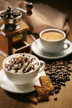 Coffee is always the best choise