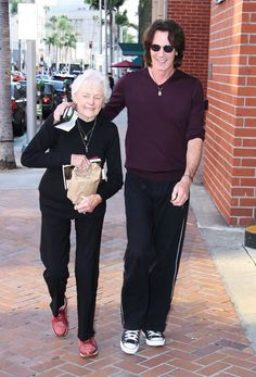 Image detail for -Rick Springfield and Mom Shop in L.A., Latest Hollywood News ...