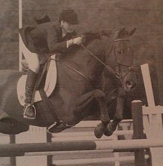 Camille & Heather Caristo topped the Junior Jumper Division for the second year in a row at the HITS Ocala Winter Circuit in 1996.