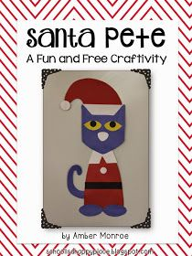 School Is a Happy Place: Keeping It Groovy with Pete the Cat Saves Christmas