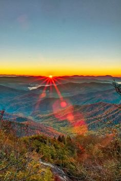 Great Smoky Mountains North Carolina