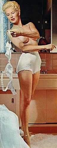 Three Time Playmate Janet Pilgrim. One Of Her Appearances Was In Playboy's October 1956 Issue, Making Her A 60th Anniversary Playmate. Janet Pilgrim (born Charlaine Edith Karalus June 13, 1934) is an...