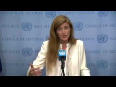 [Full speech] Samantha Power blames everything on Russia / defends US actions in…