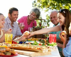 Summer eating with diabetes >> Here are some tips from the National Diabetes Education Program on how to eat healthy and still enjoy everything summer has to offer: ow.ly/bCcgD #diabetes #diabetic #seniors #aging
