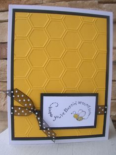 Buzzin Around by calmag - Cards and Paper Crafts at Splitcoaststampers