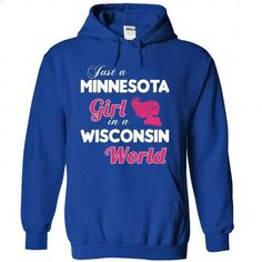 A MINNESOTA-WISCONSIN girl Pink04 - #tshirt upcycle #cute sweater. ORDER NOW => https://www.sunfrog.com/States/A-MINNESOTA-2DWISCONSIN-girl-Pink04-RoyalBlue-Hoodie.html?68278