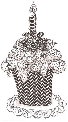 Designs+For+Zentangles | BANAR DESIGNS: New Zentangles