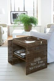 link to Riviera Maison online catalog {the owners/stylists of The Farmhouse, seen on belle-blanc.blogspot.com}