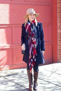 scarves blanket