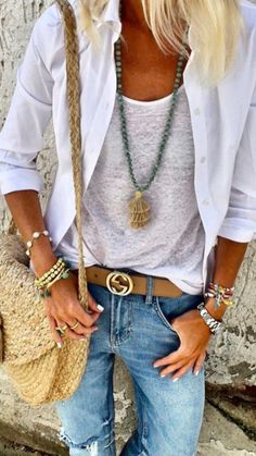 Fashion outfits women casual tanks ideas for 2019 Mode Outfits, Casual Outfits, Fashion Outfits, Fashion Ideas, Fashion Pants, Fashion Trends, Look Fashion, Trendy Fashion, Womens Fashion