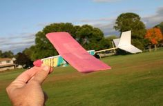 Hammer Down Catapult Glider   Ideas-Inspire