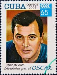 Rock Hudson stamp