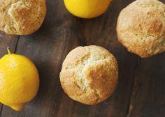 Lemon Chia Seed Muffin Recipe