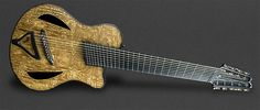 10 string fan fret guitar - Google Search