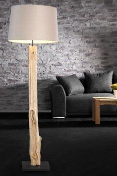 300 Riesige Design Stehlampe ROUSILIQUE Treibholz Lampe beige Handarbeit Riesige Design Stehlampe ROUSILIQUE Treibholz Lampe beige Handarbeit